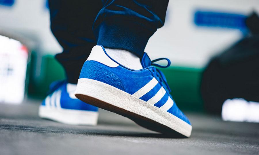 adidas SPEZIAL Second Summer of Love - München Super Blue (Back)