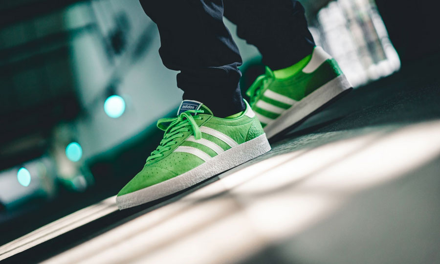 adidas SPEZIAL Second Summer of Love - München Super Green