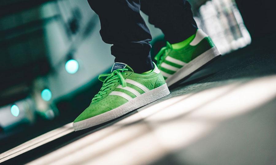 adidas SPEZIAL Second Summer of Love - München Super Green