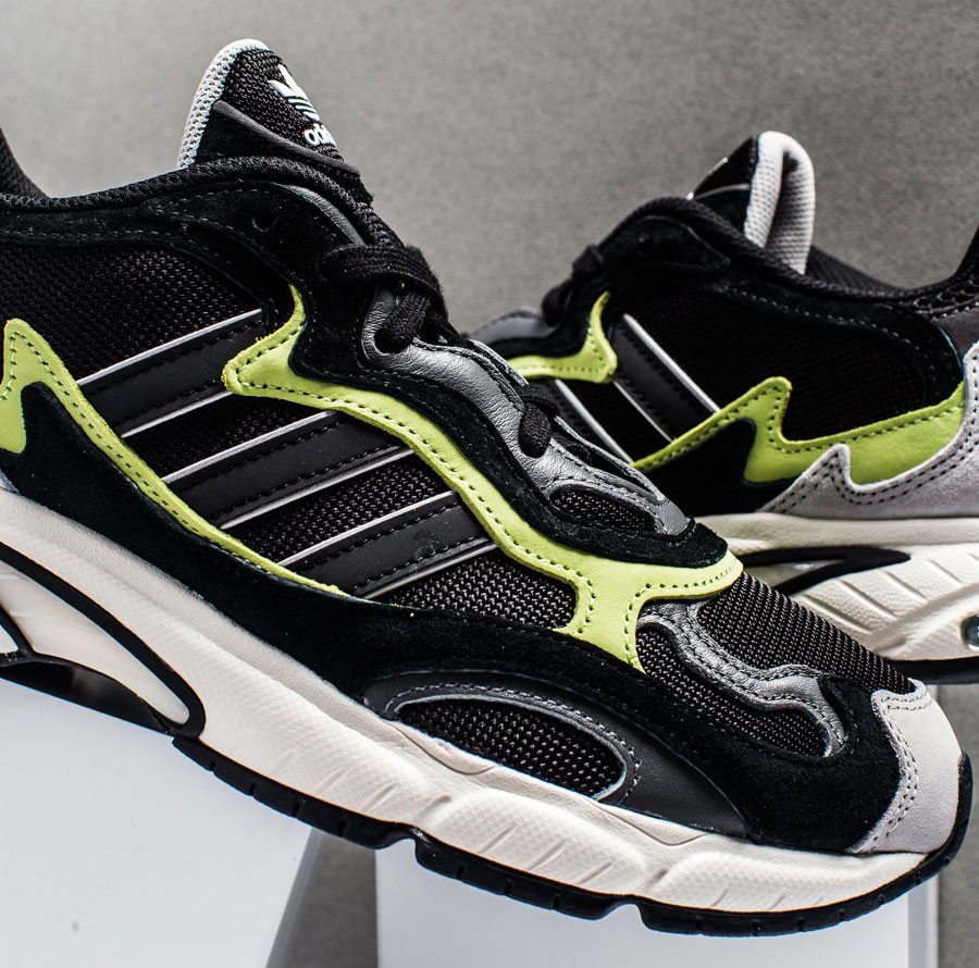 adidas Temper Run Black (F97209) - Detail