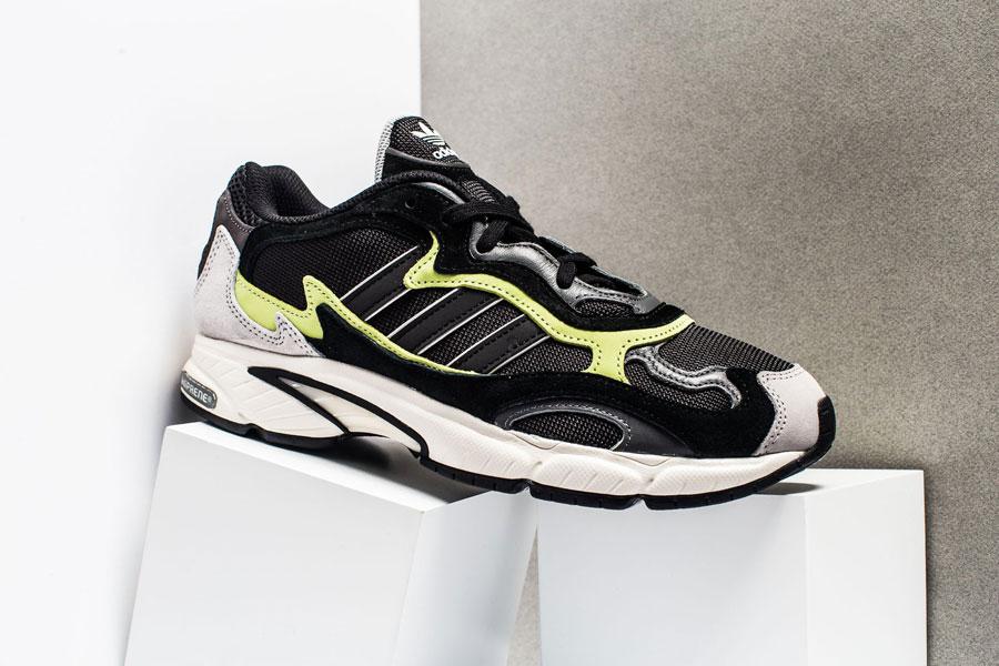 adidas Temper Run Black (F97209) - Side