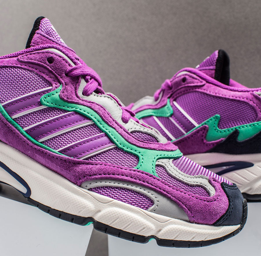 adidas Temper Run Shock Purple (F97208) - Detail