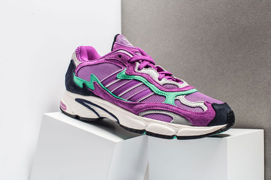 adidas Temper Run Shock Purple (F97208) - Side