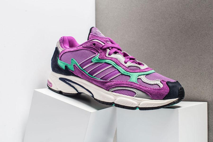 adidas Temper Run Shock Purple (F97208) - Side