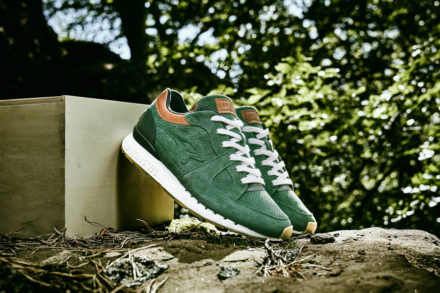 Afew x KangaROOS COIL-R1 Mighty Forest - Box