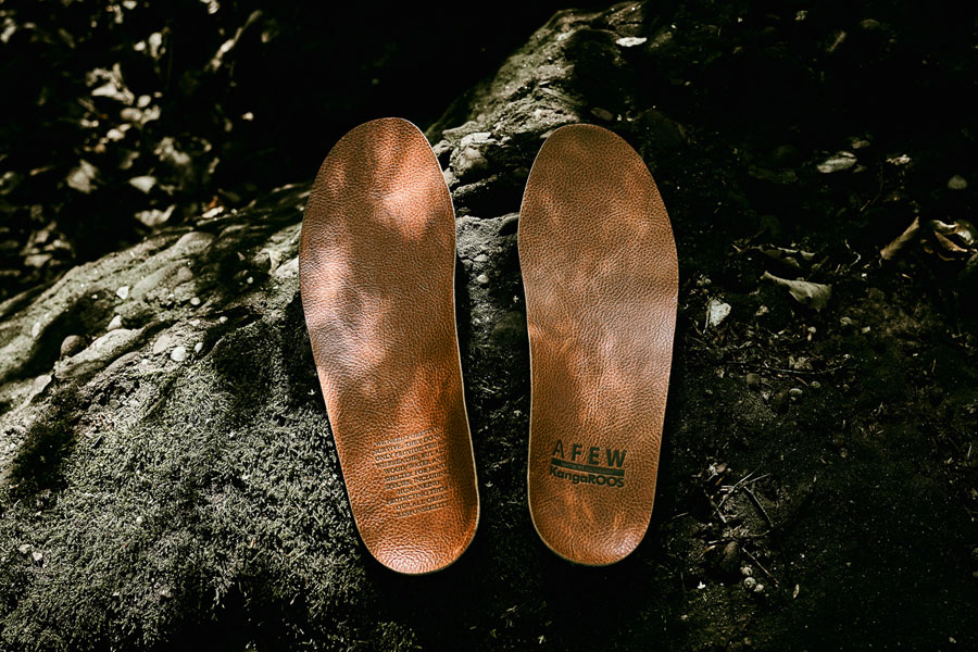Afew x KangaROOS COIL-R1 Mighty Forest - Insoles