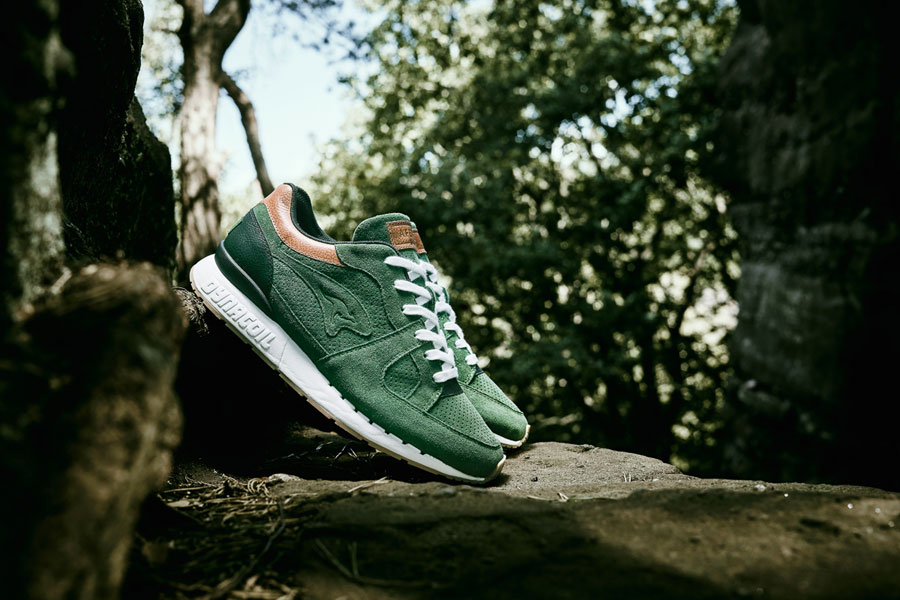 Afew x KangaROOS COIL-R1 Mighty Forest - Right