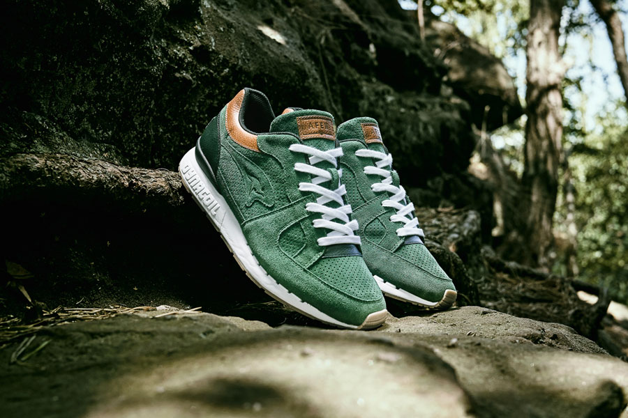 Afew x KangaROOS COIL-R1 Mighty Forest
