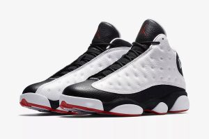 Best Sneakers of August 2018 - Air Jordan 13 He Got Game