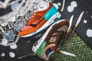 Best Sneakers of August 2018 - New Balance 1500 Coastal Cuisine Pack