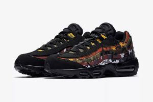 Best Sneakers of August 2018 - Nike Air Max 95 ERDL (Black)