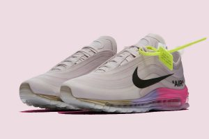 Best Sneakers of August 2018 - OFF-WHITE x Nike Air Max 97 Serena Williams Queen