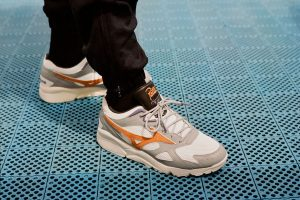 Best Sneakers of August 2018 - Patta x Mizuno Sky Medal