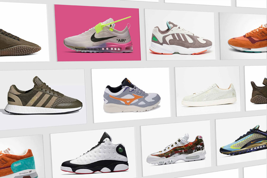 Best Sneakers of August 2018