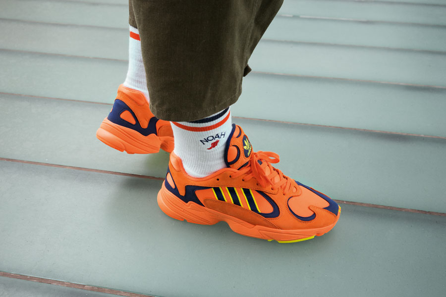 DJ JNS - adidas Yung-1 (Hi-Res Orange) 3