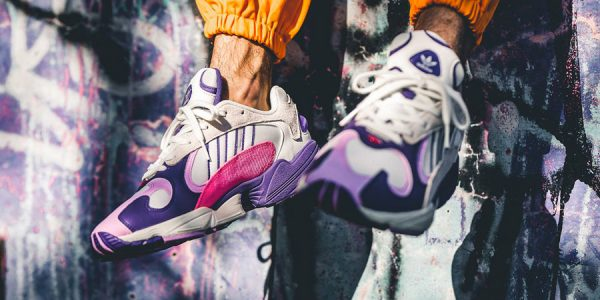 An On-Feet Look at the Dragon Ball Z x adidas Collection