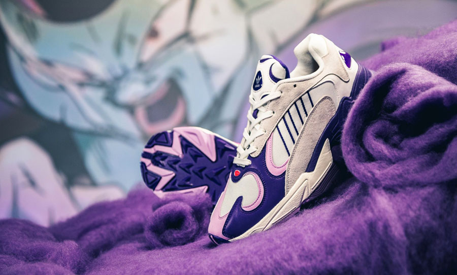 Dragon Ball Z x adidas Yung 1 Frieza (D97048) - Side
