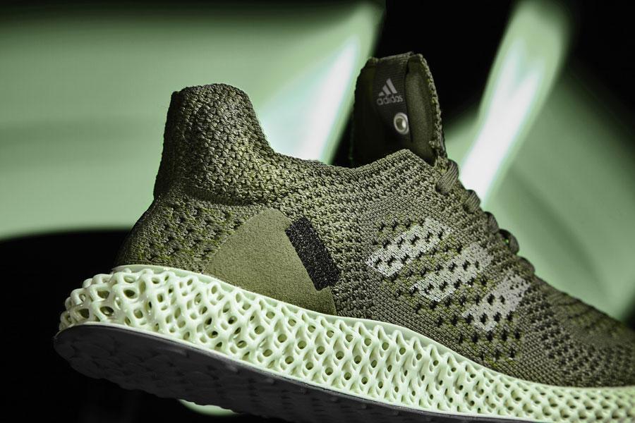 Footpatrol x adidas Consortium 4D Futurecraft - Heel