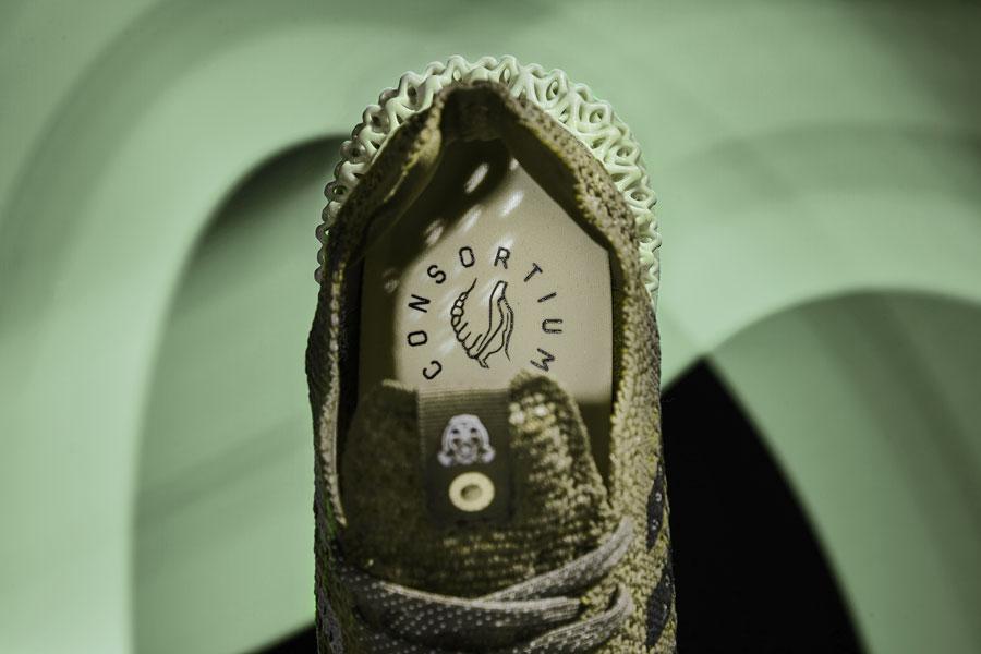 Footpatrol x adidas Consortium 4D Futurecraft - Insole 1