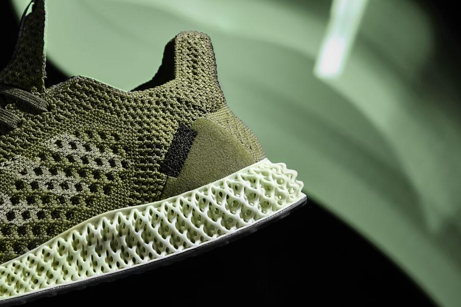 Footpatrol x adidas Consortium 4D Futurecraft - Quarter