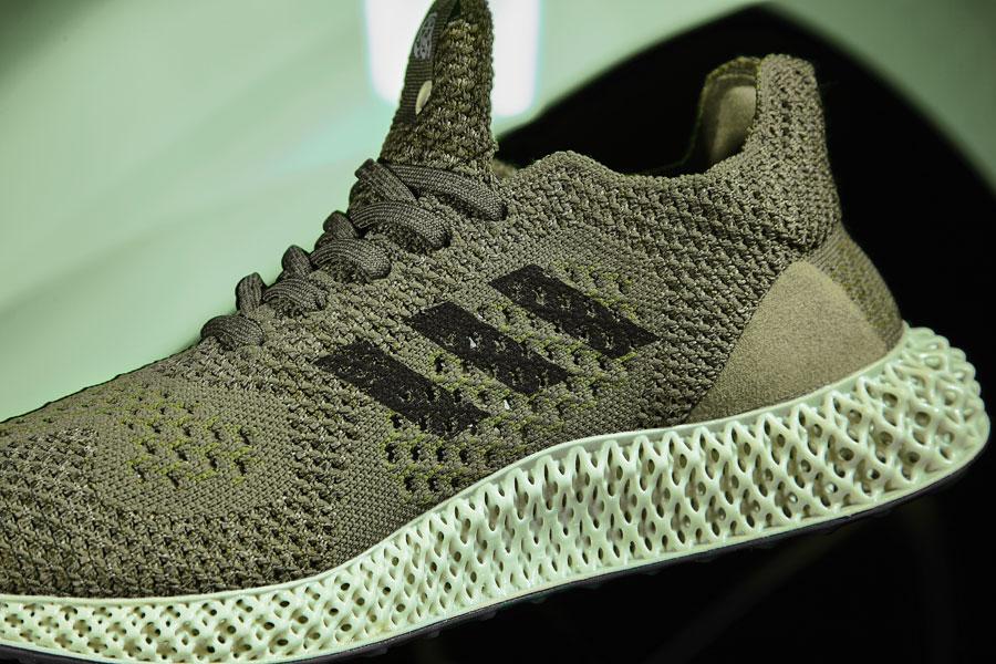 Footpatrol x adidas Consortium 4D Futurecraft - Three Stripes