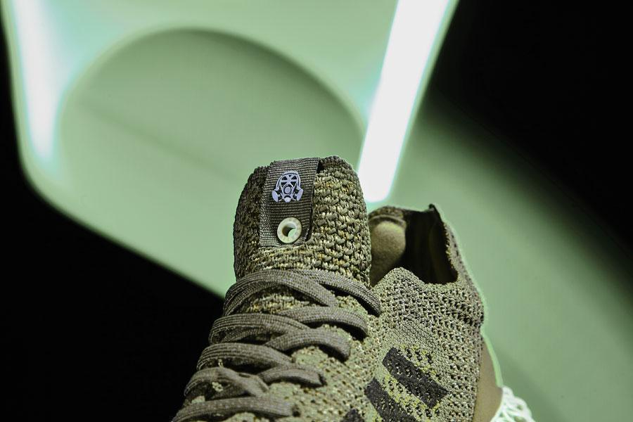 Footpatrol x adidas Consortium 4D Futurecraft - Tongue