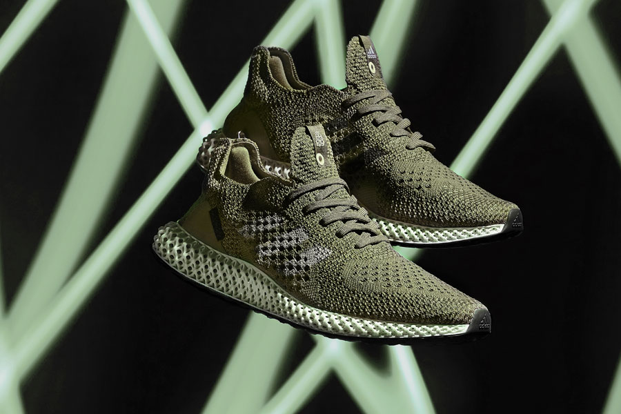 buy online fb238 e7ac4 Footpatrol and adidas Reveal a Futurecraft 4D Collab