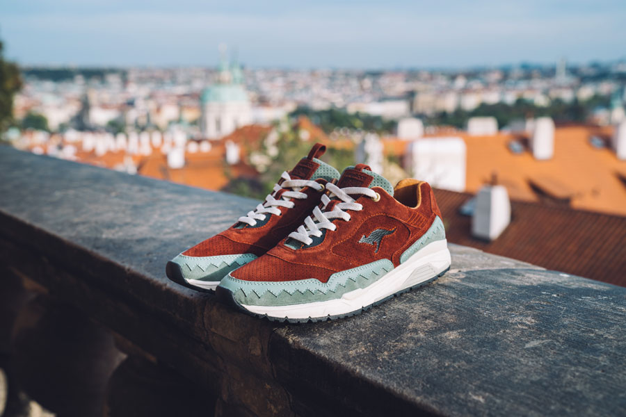 Footshop x KangaROOS Ultimate 3 The City Of A Hundred Spires