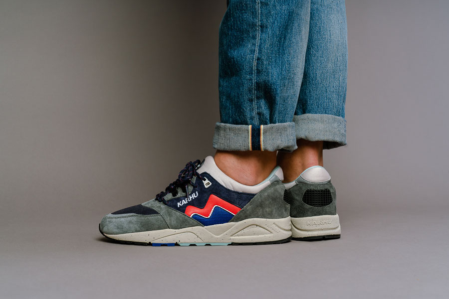 Karhu Legend Forest Treats Pack - Aria (On feet 3)