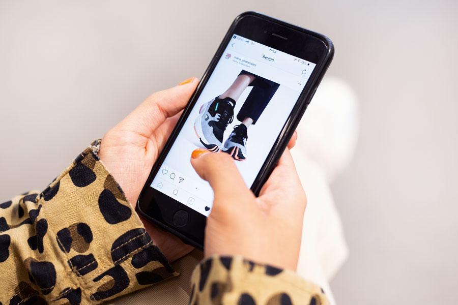 Maha Amsterdam - Saskia van Hofwegen (Smartphone)