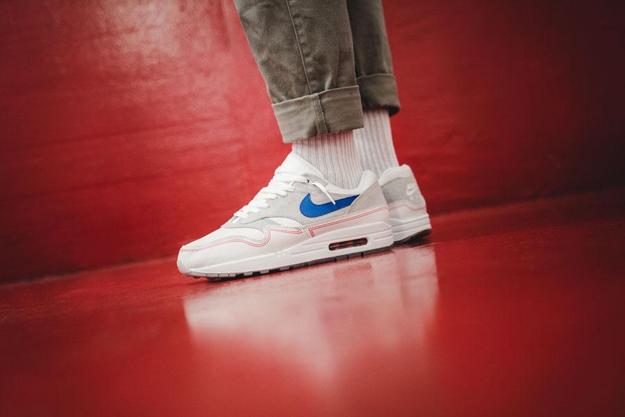 Nike Air Max 1 By Day (AV3735-002) - On feet 1