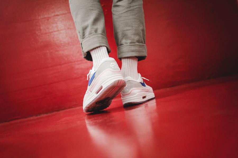 Nike Air Max 1 By Day (AV3735-002) - On feet 2