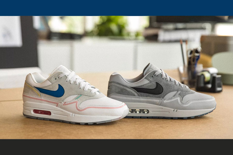 size 40 e083c 81f1f Nike Air Max 1 By Day By Night