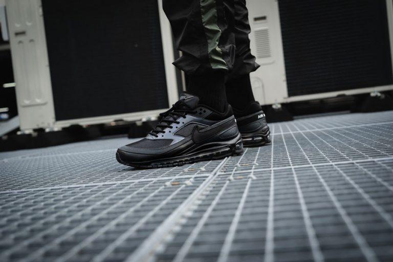 Nike Air Max 97 BW Black Metallic Hematite (AO2406 001) - Side