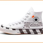 OFF-WHITE x Converse Chuck Taylor All Star (Version 2) - Inside