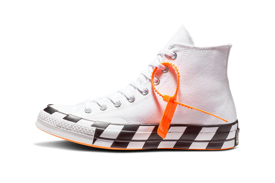 OFF-WHITE x Converse Chuck Taylor All Star (Version 2) - Outside