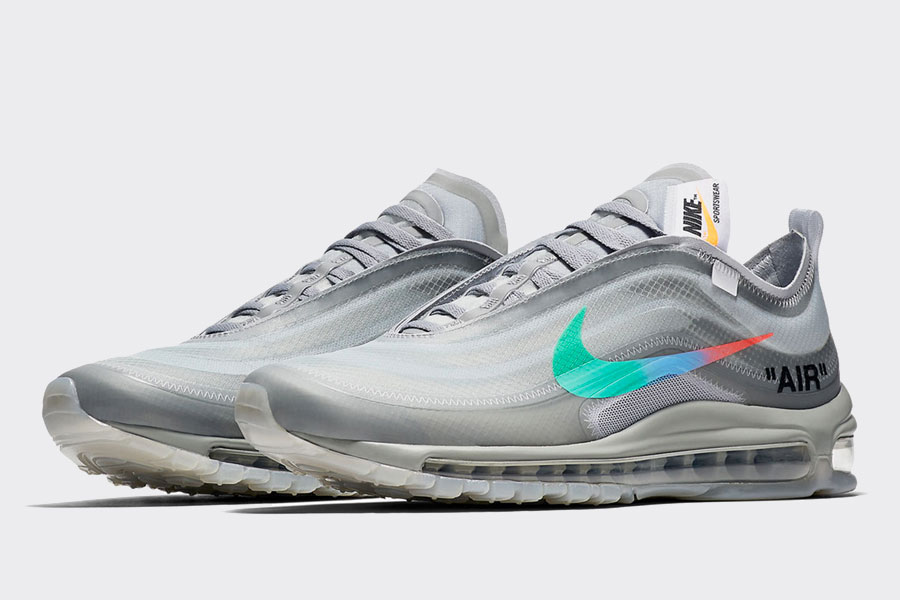 OFF WHITE x Nike Air Max 97 Menta | Sneakers Magazine