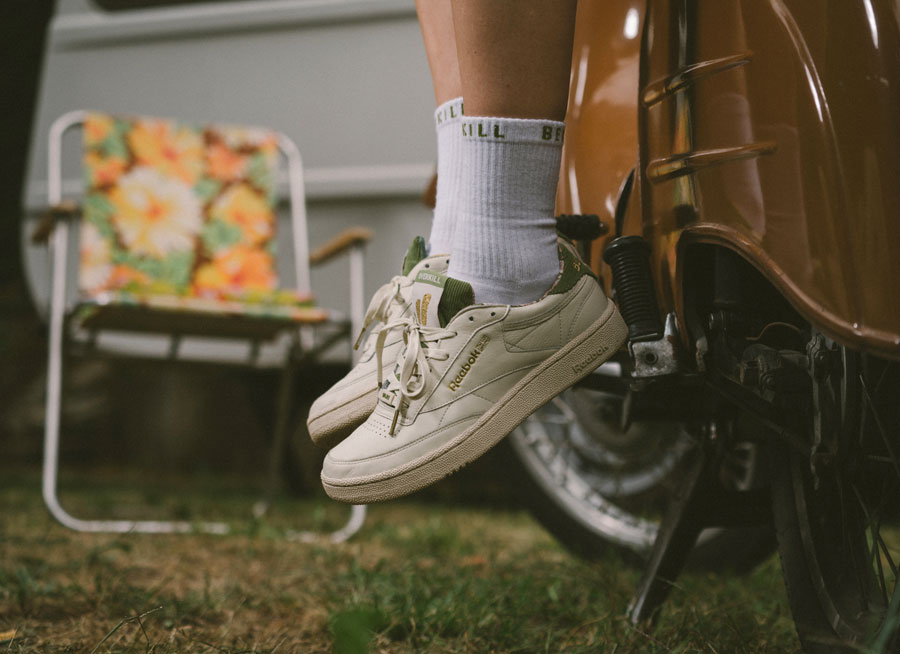flota Dato A tientas  A Look at the Overkill x Reebok Classic Berlin 1985 | Sneakers Magazine