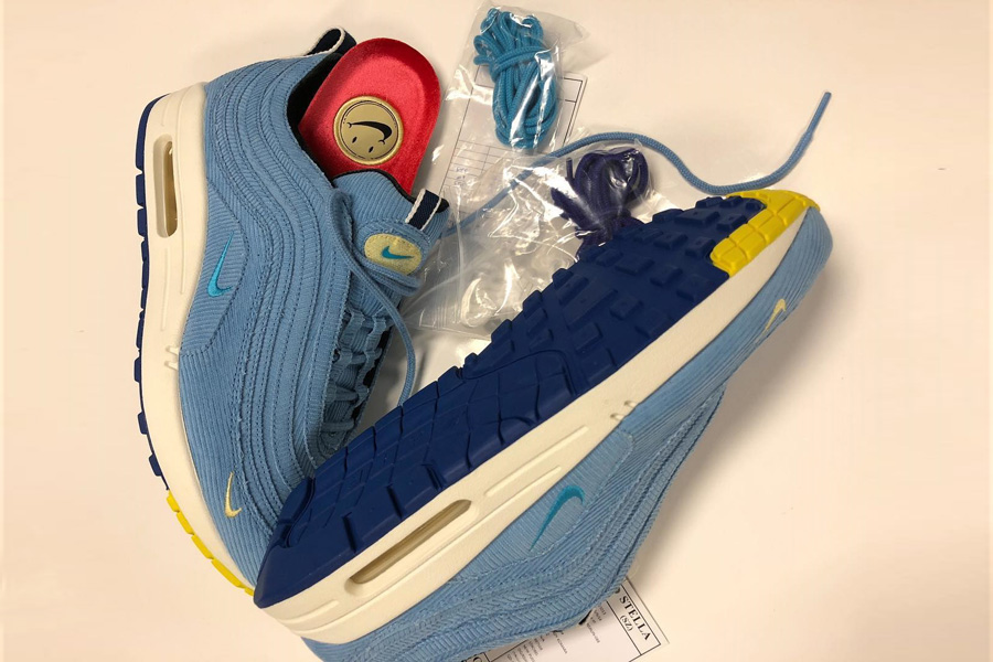 detailed look 45408 e4782 Sean Wotherspoon Teases a New Air Max 1 97 Collab