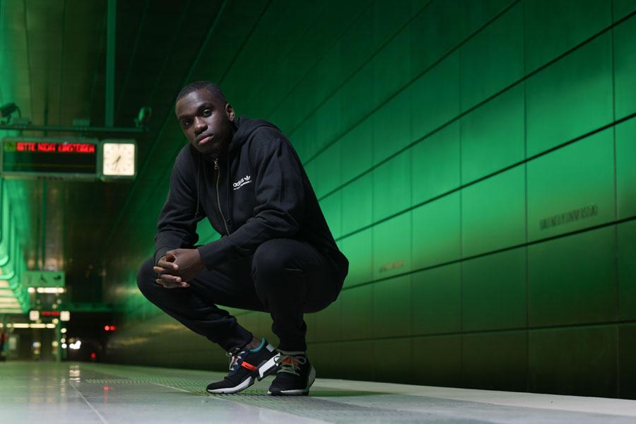 adidas POD-S3.1 - My Crew Is My Fam (Elohim Garbrah 12)