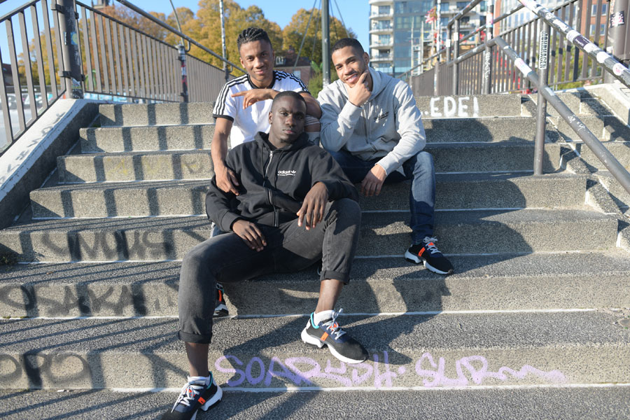 adidas POD-S3.1 - My Crew Is My Fam (Elohim Garbrah 3)