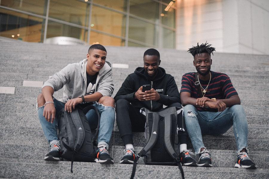 adidas POD-S3.1 - My Crew Is My Fam (Joshua Mensa 15)