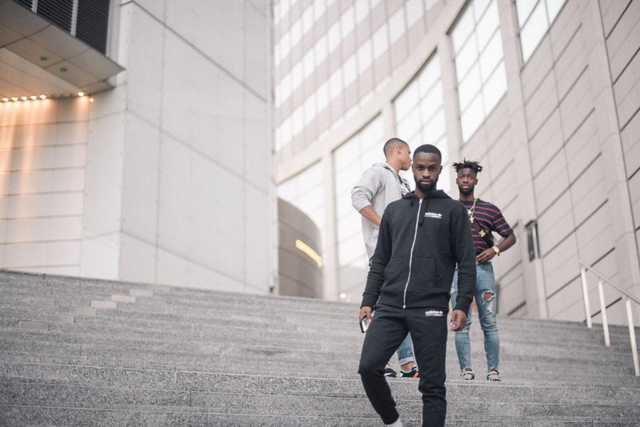 adidas POD-S3.1 - My Crew Is My Fam (Joshua Mensa 20)