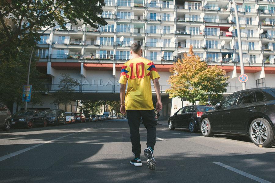 adidas POD-S3.1 - My Crew Is My Fam (Panajiotis Haritos 10)