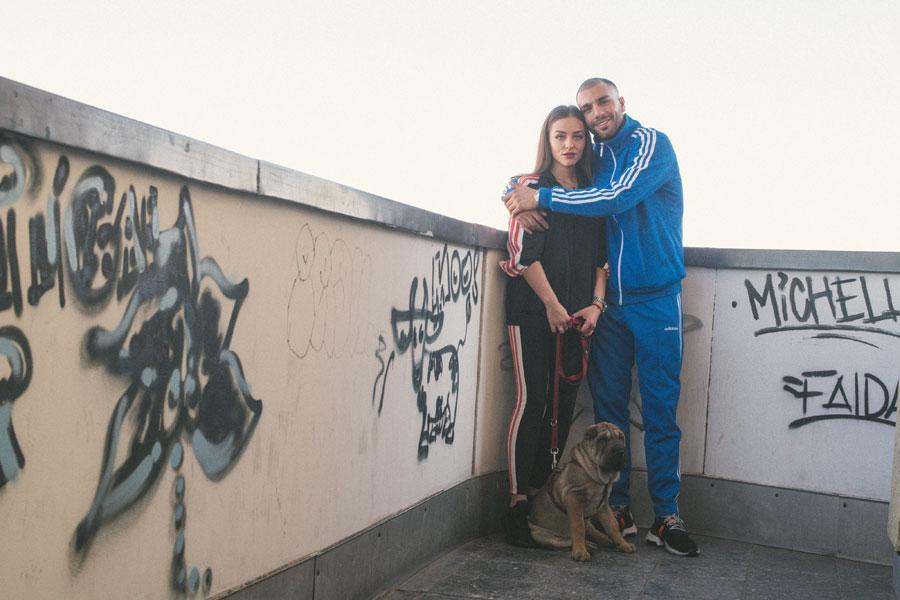 adidas POD-S3.1 - My Crew Is My Fam (Panajiotis Haritos 16)