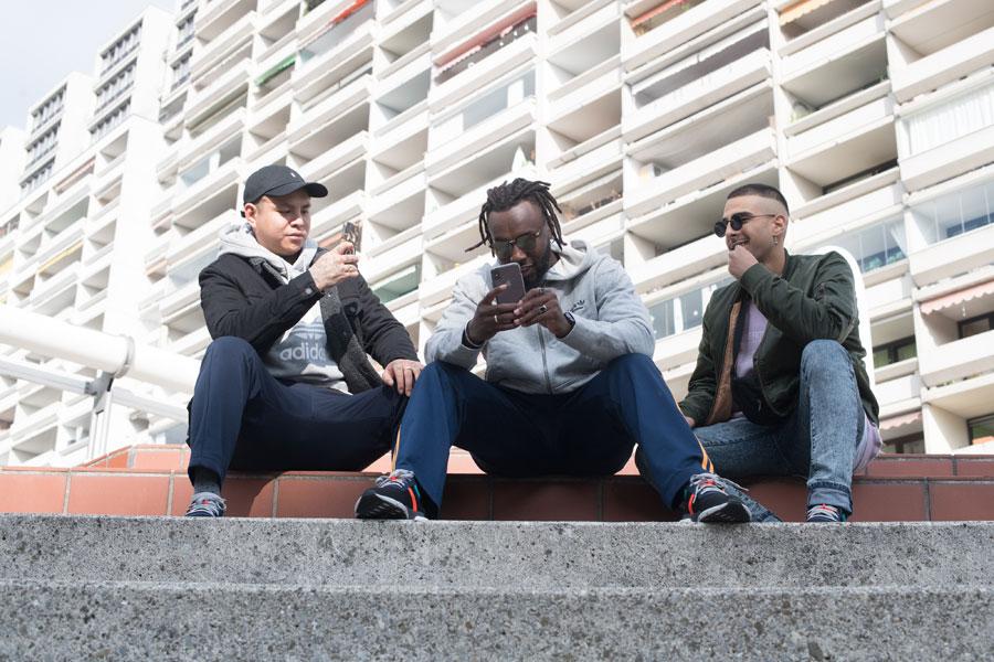 adidas POD-S3.1 - My Crew Is My Fam (Sinan Saibou 13)