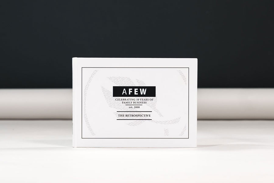 Afew Store 10th Anniversary - The First Decade Book