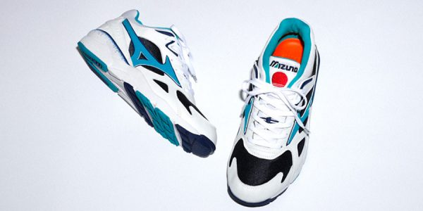 BEAMS and Mizuno Reveal Their Sky Medal TR Collab
