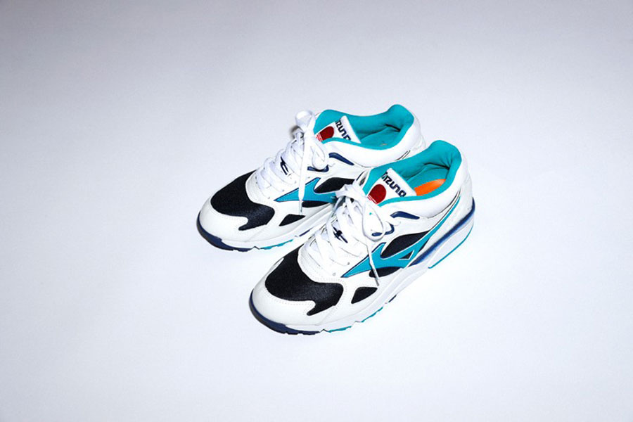 BEAMS x Mizuno Sky Medal TR - Mood 3