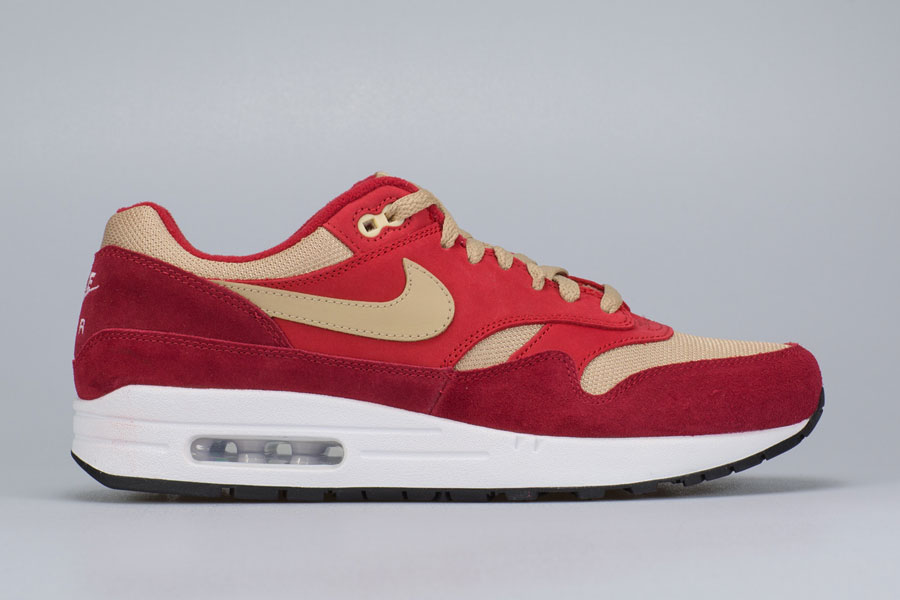 Best Nike Air Max 1 Red Curry